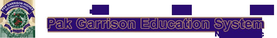 Pak Garrison Education System